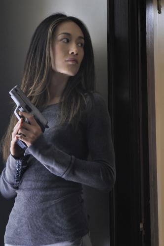 Maggie Q as Nikita v4.0.